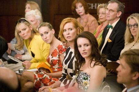 Sarah Jessica Parker-sex and City movie
